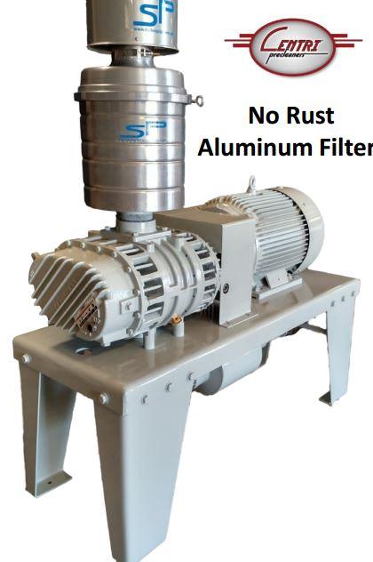 Tuthill Blower Systems : Jurop drum d truck blower package truckblowersusa
